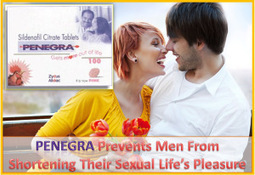 Penegra- Enjoy Passionate Sexual Life | Health | Scoop.it