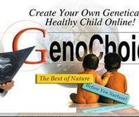 GENOCHOICE - Create Your Own Genetically Healthy Child Online! | Parody Websites | Scoop.it