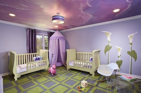 The Best Tips You Will Ever Find To Decorate The Baby Nursery | Baby Products | Scoop.it