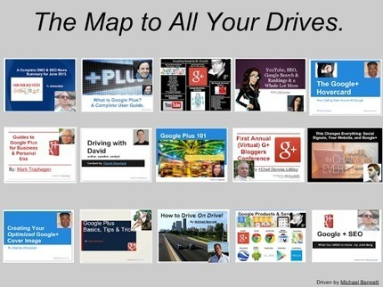 Yifat Cohen – Google+ - The Map to All Your Drives Over 300 Links, 30 Hours of… | Google+ | Scoop.it