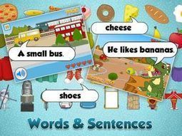 Fun English Course - Top Language Arts App for Kids - App Review ... | ELA | Scoop.it