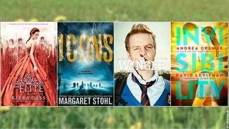 New Young Adult Books: Spring 2013 | Books101 | Scoop.it