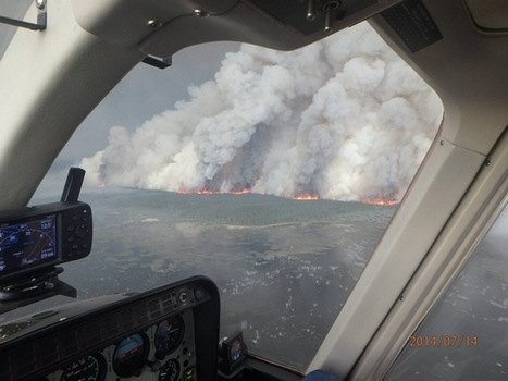 Yosemite's Costly, Climate Stoked Flames | Sustain Our Earth | Scoop.it