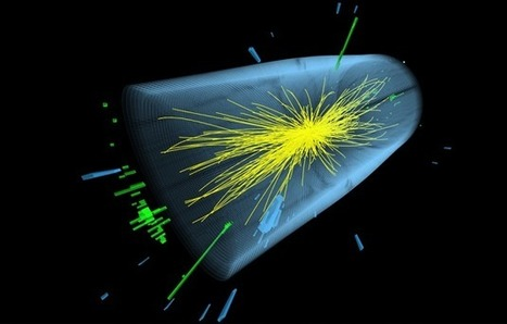 LHC sees hint of boson heavier than Higgs | Systems Theory | Scoop.it