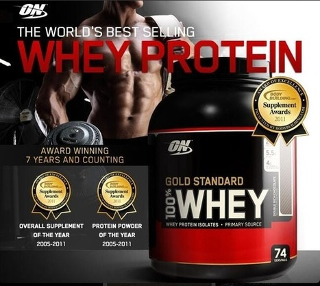 Gain Weight & Build Muscles with Optimum Nutrition (ON) Bodybuilding Supplements | Health & Digital Tech Magazine - 2016 | Scoop.it