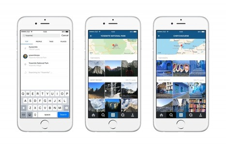 Instagram adds travel search appeal | Tourism Social Media | Scoop.it