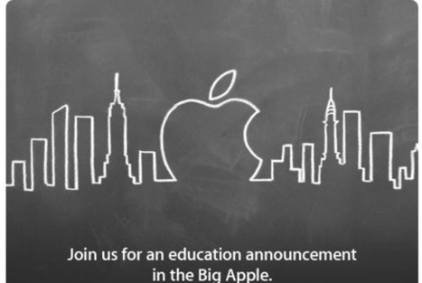Live from Apple's education event! | Modern Educational Technology and eLearning | Scoop.it