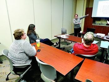 Workshop offers tips for business owners - Daily Mining Gazette | Women-Owned Small Businesses | Scoop.it