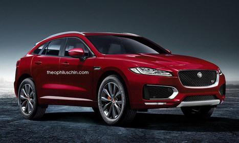 Jaguar C-Pace : pour rivaliser avec le X4 ? | MonAutoNews | Scoop.it