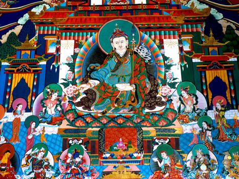 Union of Mahamudra and Dzogchen | promienie | Scoop.it