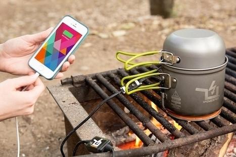 PowerPot : une marmite qui recharge vos appareils électroniques | Geeks | Scoop.it