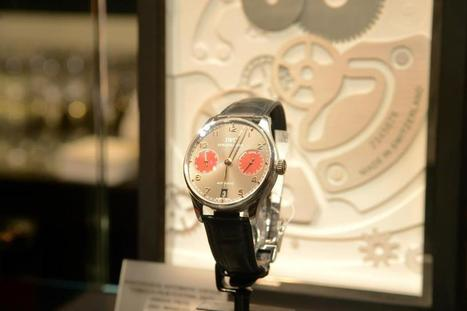 IWC to Auction One-Of-A-Kind Tribeca Film Festival Timepiece | The latest men's fashion | Scoop.it