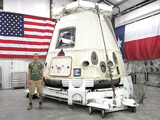 UB grad working in space industry - UB Reporter | The NewSpace Daily | Scoop.it