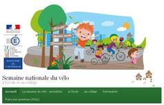 Du 02 au 06 juin 2014 : Semaine nationale du vélo à l'École & au Collège (ressources, outils, jeux...) | | Sand-rions | Scoop.it