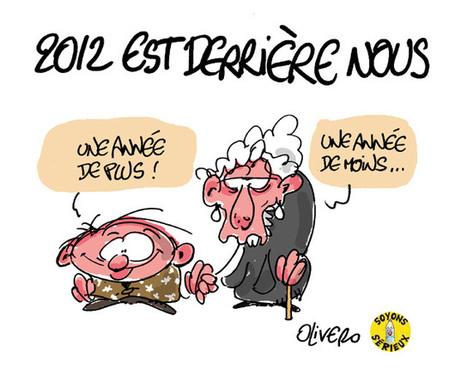 2012 est derrière nous | Baie d'humour | Scoop.it