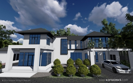 Architectural Visualisation | 3D Animation | Scoop.it