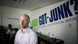 Junk removal company puts fraud waste in its place - Globe and Mail | At Your Service | Scoop.it