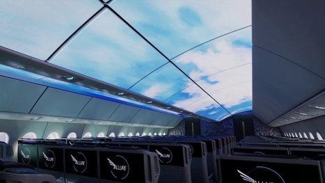 Voici l'avion de ligne du futur selon Boeing | Aviation & Airliners | Scoop.it