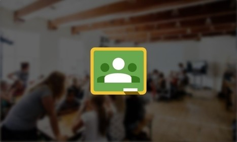 50 Reasons to Embrace Google Classroom - Fractus Learning | 21st century learning and education | Scoop.it