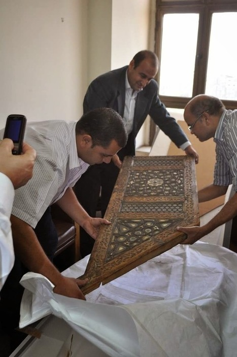Islamic, pharaonic items returned to Egypt | The Archaeology News Network | Kiosque du monde : Afrique | Scoop.it