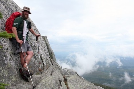 Walking off their wars: Veterans through-hike the Appalachian Trail | Veterans and Military Families News | Scoop.it