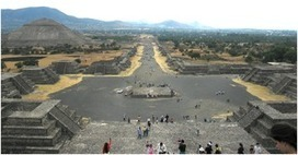 Can Government Be Self-Organized? A Mathematical Model of the Collective Social Organization of Ancient Teotihuacan, Central Mexico | Papers | Scoop.it