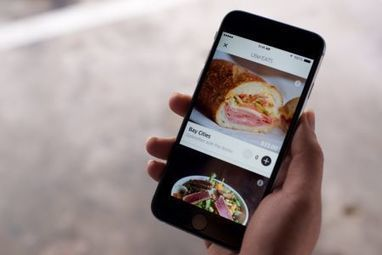 Il pasto in un click, UberEats sbarca a Milano | Social Business and Digital Transformation | Scoop.it