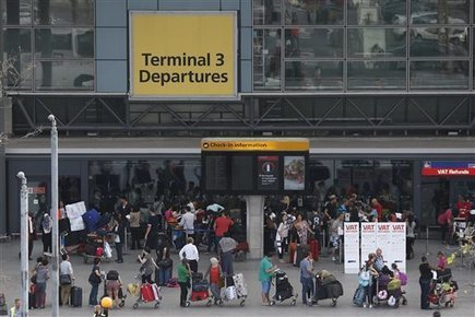 jihadist Breast Implant Bombs? Heathrow Airport on High Alert   News You Can Use - NO PINKSLIME   Scoop.it