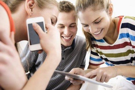 Jugendliche im Netz: Smartphone schlägt PC - SPIEGEL ONLINE | Mobile @ School | Scoop.it