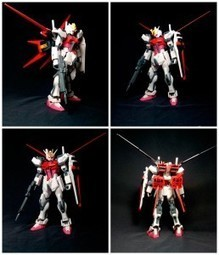 Kit Review: Strike Rouge (HGCE) | Daily Two Cents | Gundam Model Kits | Scoop.it
