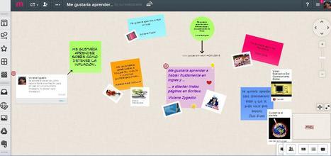 Mural.ly - Colaboración Visual para las Personas Creativas   Entorno Personal de Aprendizaje   Scoop.it