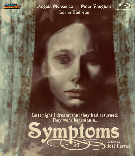 Lost Euro-Horror Film 'Symptoms' Unearthed by Mondo Macabro! [Exclusive] - Bloody Disgusting! | Gothic Literature | Scoop.it