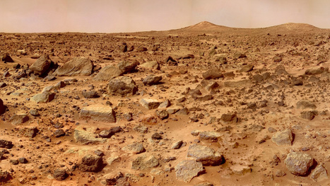 Martian chemicals are great for microbes, possibly toxic to humans | Space matters | Scoop.it
