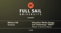Full Sail University | 21st Century Tools for Teaching-People and Learners | Scoop.it