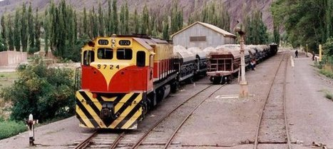 Presentan Programa de Asistencia al Transporte de la Vitivinicultura de Mendoza | Noticias de logística y supply chain | Scoop.it