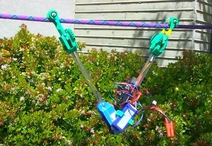 3D Printed Inspection Robot > ENGINEERING.com   3D Printing and Innovative Technology   Scoop.it