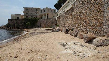 Plus de 105.000 signatures contre la privatisation de la plage de Golfe-Juan par le roi saoudien - France 3 Côte d'Azur | Ambiante | Scoop.it