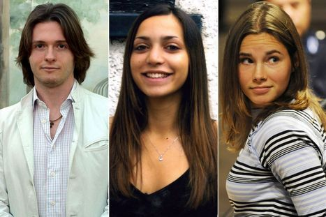 Raffaele Sollecito uses university essay to argue his innocence over Meredith Kercher murder | Social Network Analysis | Scoop.it