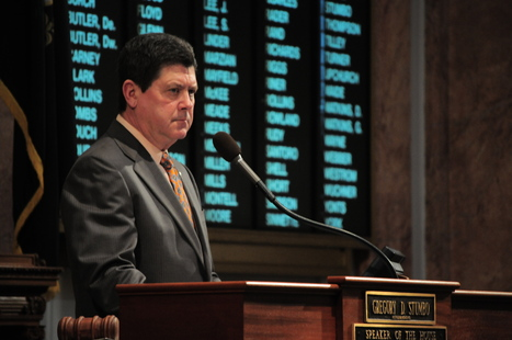 Greg Stumbo: Kentucky Expanded Gambling Issue Should Start With Constitutional Amendment | Casino gambling in Kentucky | Scoop.it