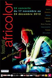 Musiques Africaines et Afro: «Africolor» 24 concerts du 17 novembre au 24 décembre 2012 (France) | Actions Panafricaines | Scoop.it