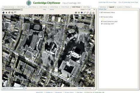 Excellent Example of Metadata on a GIS Portal:  City of Cambridge | Metadata | Scoop.it