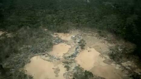 La maldición del oro amazónico - El País.com (España)   Estudios de impacto ambiental   Scoop.it