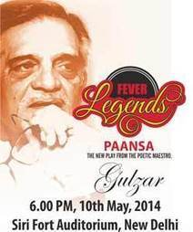 Get Tickets to a special evening with Gulzar at Book My Event | Book My Event | Scoop.it