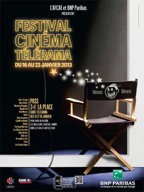 Festival Cinéma Télérama   De la salle au salon   Scoop.it
