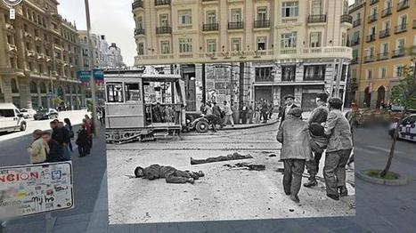 La Guerra Civil se fusiona con Google Street View | PoR aÍ | Scoop.it