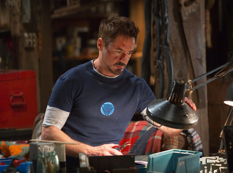 Robert Downey Jr. Says There's No Plan for an Iron Man 4   Marvel and DC   Scoop.it