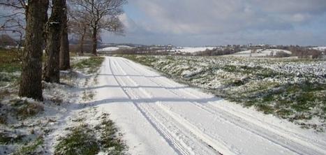 Météo : le retour de la neige en Basse-Normandie   La Manche Libre   Les news en normandie avec Cotentin-webradio   Scoop.it