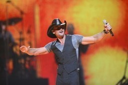 Tim McGraw: 'I Think Country Music's for Everybody'   Country Music Today   Scoop.it