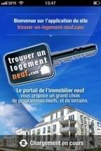 Nouvelle application de Trouver-un-logement-neuf.com   Toulouse networks   Scoop.it