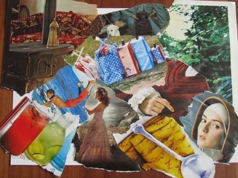 Le collage | Les Zexperts FLE | Arts et FLE | Scoop.it